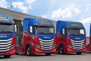 IVECO S-WAY Magirus Edition
